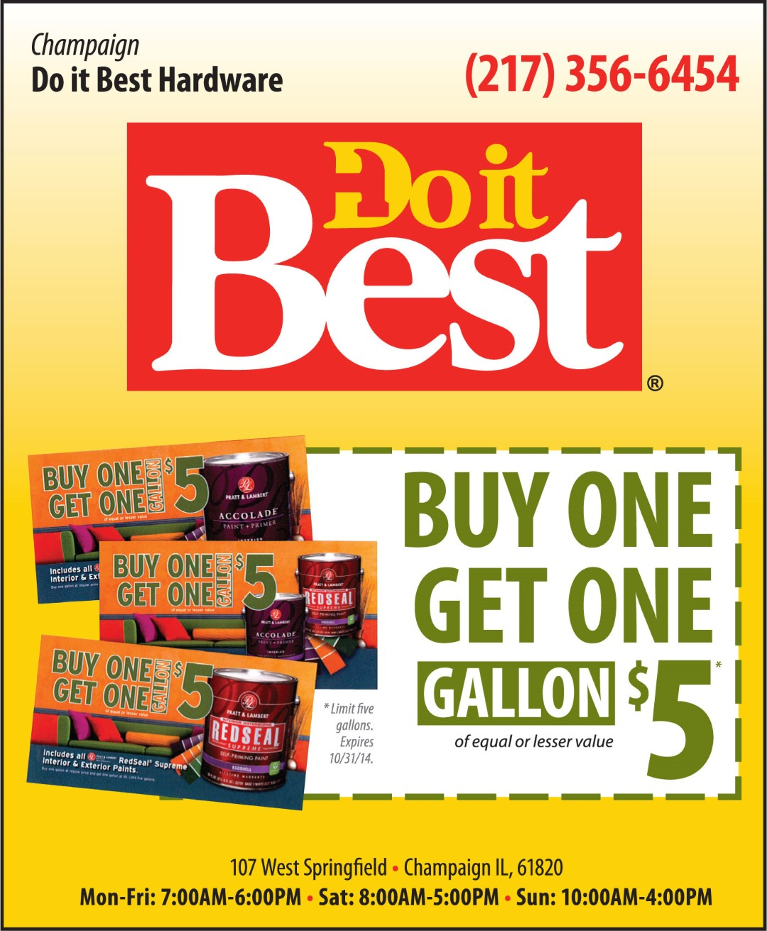 Do it best hardware sj broadcasting llc win gas for a year visit do it best hardware solutioingenieria Image collections